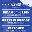 Brett Eldredge, Judah & The Lion Among Lineup for Bud Light Dive Bar Tour