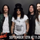 Watch Slash Ft. Myles Kennedy & The Conspirators On Jimmy Kimmel Live! Tomorrow Photo