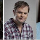 Steppenwolf's THE DOPPELGANGER Starring Rainn Wilson Begins Rehearsals Today