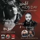 Mariah Carey, DJ Khaled to Perform Live at Free World AIDS Day Concert