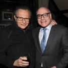 Photo Coverage:  Dean Larry King at His Table as The Friars Club Salutes Le Cirque Photo