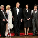Photo Coverage: Alec Baldwin, Anne Heche, and the Cast of TWENTIETH CENTURY's Benefit Photo