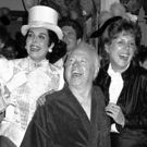 Photo Throwback: Backstage with Ann Miller and Mickey Rooney at SUGAR BABIES in 1980