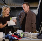 VIDEO: Watch KISS ME, KATE's Kelli O'Hara & Will Chase Exchange Holiday Gifts!