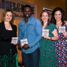 Photo Coverage: The Cast of CAROUSEL Celebrates Cast Recording Release at Barnes and Noble