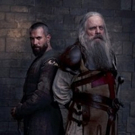 History Unveils First Look of Mark Hamill in KNIGHTFALL Photo