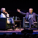 Photo Flash: Glenn Close Chats with Andrew Lloyd Webber About His New Memoir, UNMASKED