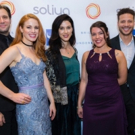 Photo Flash: Broadway's Justin Guarini, Sally Ann Triplett, Teal Wicks and More Honor Park Avenue Armory's Pierre Audi