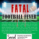 Tacoma Little Theatre Presents FATAL FOOTBALL FEVER, A Murder Mystery Dinner