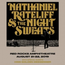 Nathaniel Rateliff & The Night Sweats Return To Red Rocks Amphitheatre This August