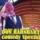 Comedian Don Barnhart Set To Film Dry Bar Comedy Special