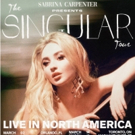 Sabrina Carpenter Announces 'The Singular Tour'