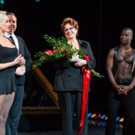 Photo Flash: Mama Has Arrived! Cady Huffman Takes Her First Bow in CHICAGO