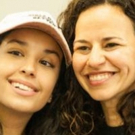 Photo Flash: Mandy Gonzalez Visits the 11th Annual DARE TO GO BEYOND Camp!