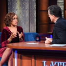VIDEO: Gayle King Reacts To Charlie Rose's Firing on LATE SHOW