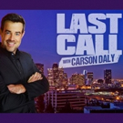 Scoop: Upcoming Guests on LAST CALL WITH CARSON DALY on NBC, 1/28-2/1