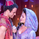 Photo Flash: Make Way! Clinton Greenspan Joins the National Tour of ALADDIN in the Title Role