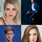 Annaleigh Ashford, Christopher Jackson, Laura Osnes and Aaron Tveit Headline New York Photo
