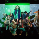 Photo Flash: The Cold Will Never Bring Them Down! First Look at WICKED FROZEN Photo