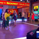 VIDEO: Stars From FROZEN, ALADDIN, and THE LION KING Perform a Disney Medley on Good Morning America