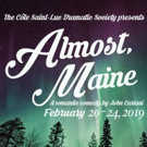 BWW Review: ALMOST, MAINE at The Harold Greenspoon Auditorium—The Intimacy of Winter