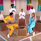 VIDEO: Ariana Grande and The Roots Perform NO TEARS LEFT TO CRY With Nintendo Labo Instruments on THE TONIGHT SHOW