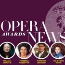 Opera News Announces 2018 OPERA News Awards Honorees Photo