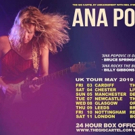 Ben Poole Announced as Special Guest on Ana Popvic's UK Tour