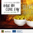 Olives From Spain Introduce Their Olives Halloween Mini Pizzas Recipe Photo