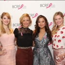 Photo Coverage: Ashley Park, Taylor Louderman, Kate Rockwell, And More Go Pink For Breast Cancer Research