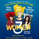 World Premiere Of Katy Brand's Debut Play 3WOMEN Closes June 9