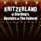 Kritzerland Announces A STYNE ROMANCE Photo