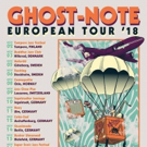 Ghost-Note Announces First-Ever European Tour Photo