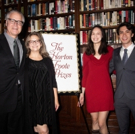 Photo Flash: Lauren Yee and Jaclyn Backhaus Receive 2018 Horton Foote Prize Photo