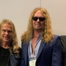 Golden Robot Records Announces Signing Of Guitar Legend John Sykes