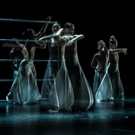 BWW Review: BORDERLINE at Ottawa's National Arts Centre - Company Wang Ramirez Experiment with Dance Fusion and Gravity in a Soaring Production