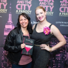 Photo Flash: Jennifer Keishin Armstrong Signs 'Sex and the City and Us' Book at ONE WOMAN SEX AND THE CITY