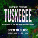 OUTPOST Presents TUSKEGEE With Seth Troxler and The Martinez Brothers At The Brooklyn Mirage June 24