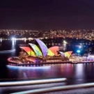Vivid Sydney Lights Up for 10th Anniversary Celebration