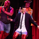 Photo Flash: DANCING WITH THE STARS Vet Mark Ballas Struts Into KINKY BOOTS!
