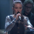 VIDEO: Watch Sigrid Perform STRANGERS On THE TONIGHT SHOW STARRING JIMMY FALLON