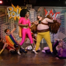 BWW Review: THE EBONIC WOMAN: Gold Dust Orphans Superheroes Restore American Values Photo