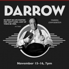 John Burstein Reprises Role as DARROW at Penobscot Theatre Co