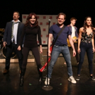 Photo Coverage: The Cast of GETTIN' THE BAND BACK TOGETHER Has a Band Jam Session! Photo