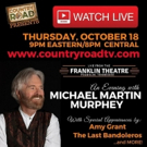 Michael Martin Murphey Previews Highly-Anticipated Austinology Album with Exclusive Livestream on CountryRoadTV.com