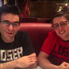 VIDEO: Will Roland and Joe Iconis Host Watch Party For BE MORE CHILL's Music Video For 'Loser Geek Whatever'