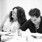 Photo Flash: In Rehearsal for Rajiv Joseph's DESCRIBE THE NIGHT at Atlantic Theater C Photo