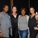 Exclusive Photo Coverage: CHICAGO Cast Gets Jazzy for Carols For A Cure! Photo