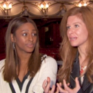 BWW TV Exclusive: Neil Sean Checks in with the Ladies of CHESS, Alexandra Burkeand Cassidy Janson