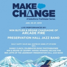 Salesforce's 'Make Change' Series to Feature Live Performances by Arcade Fire's Win Butler & Régine Chassagne, Preservation Hall Jazz Band and More